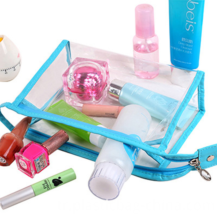 23-7-15cm-Clear-PVC-cosmetic-bag-Waterproof-makeup-bag-Gift-plastic-bag-100piece-lot-Free