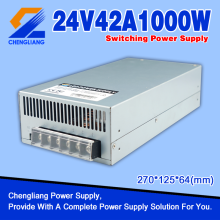 24V 42A Power Supply 100W Untuk Industri