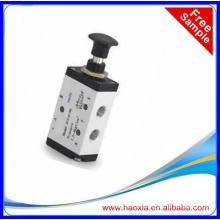4R Válvula de extracción manual de aire de 5 vías de 2 vías 4R210-08