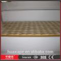 PVC-gelbe Platten für Wände