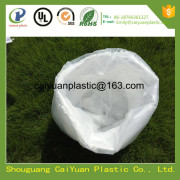 PP woven white sugar bag 50kg with inner price