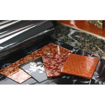 Glass Transfer Printing