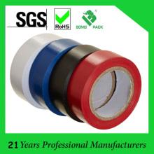 Ruban isolant électrique coloré de PVC