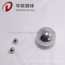 Large Size HRC60-66 Chrome Steel Ball for Heavy Industry and Bearings