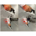 Ferramentas de Instalação de Pisos de PVC Pistola de Solda e Slot Machine