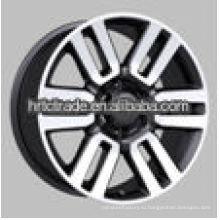 20 дюймовый черный внедорожник спортивный автомобиль литые диски