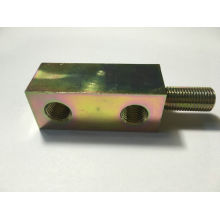 Connecteur mâle femelle forgée pour l'ajustement hydraulique spécial