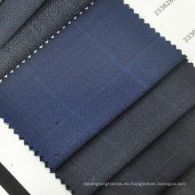 Tela textil antiestática de la tela de las lanas para el traje de los hombres
