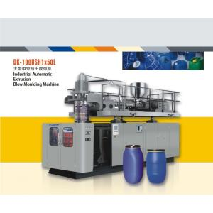 Lubricant Oil Extrusion Blow Molding Machine