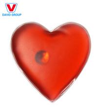 Promoção Coração Mão Mais Quente Mágica Bloco De Calor Instantâneo Clique Hot Pad