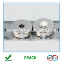 Гуандун фабрика сделать постоянный магнит