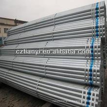 GB / T8163-2008 tubo de aço sem costura GI para transporte de fluidos