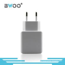 Heißes verkaufendes Doppel-USB-Wand-Ladegerät mit EU-Stecker