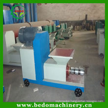 China best supplier biomass sugarcane bagasse charcoal briquette machine 008613253417552