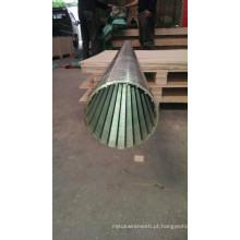 Escada em forma de líquido de entrada Wire-Wrapped Screen Tube