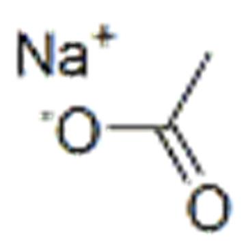 NATRIUMACETAT ANHYDROUS TRIFFT USP TES CAS 12-79-3