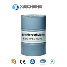 professional factory provide for Industrial Chemical Synthetic Resin TEC Trichloroethylene for purity 99.6% supply to Syrian Arab Republic Supplier