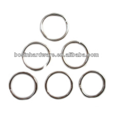 Оптовые продажи Great Metal Metal Nice Split Rings 15mm
