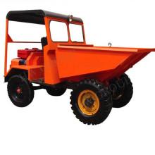 Type de roue Mini Dumper Truck hydraulique