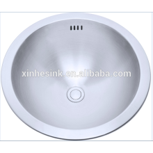 Stainless steel small toilet sinks