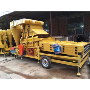 Big Productivity Combined Grain Seeds Cleaner Machine