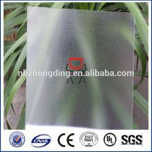 lexan mattiertes Polycarbonatblech