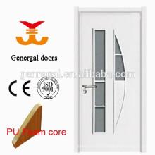 Теплоизоляционные стальные двери с пенополиуретан