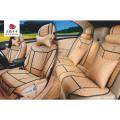 Leder Sitzbezug Autositz Kissen flache Form