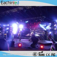 Niedriger Stromverbrauch Großverkauf Innen-P6.25 LED-Bildschirm als Cai Liang-Währungs-Stromkreis-Diagramm-Anzeigetafel
