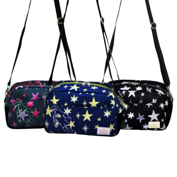 Cool starry fashion nuevo bolso de hombro