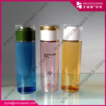 Producto de PET de pared gruesa Venta al por mayor, botella de PET de plástico de 200 ml