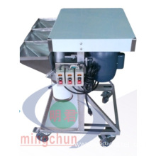 Triple-tube grinder machine