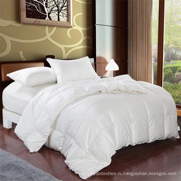 Горячие продажи 2-4см одеяло из белых утиных перьев