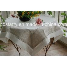 Hemstitch Style Tablecloth St0068