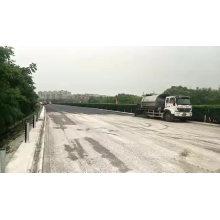Pulvérisateur en caoutchouc d'asphalte de remorque de distributeur d'asphalte pour la construction de routes