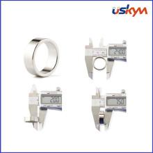 Ímãs personalizados do anel do Neodymium da alta qualidade com o melhor preço