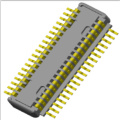 Placa de 0.4mm para embarcar o conector Male mating Height = 1.5mm