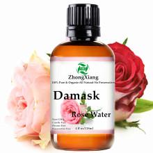 Skincare Damas Rose Water OEM Cosmétiques Matières premières
