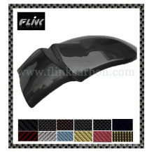 Motorcycle Parts - Carbon Fiber Rear Hugger for MV F4