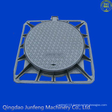 High quality custom manhole cover, cast iron manhole cover, water meter manhole cover