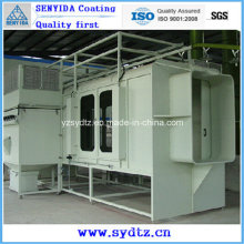 Coating Machine for Automatic Painting Curtain Painting Room