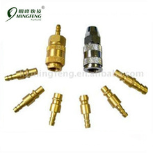 Pneumatic tools for quick connector/pneumatic fitting