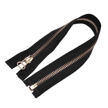 Best Quality for Lampo Zipper Brass No. 3 Open End Zipper for Garments supply to Japan Exporter