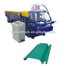 Rollo de hierro enrollable Slat Roll que forma la máquina