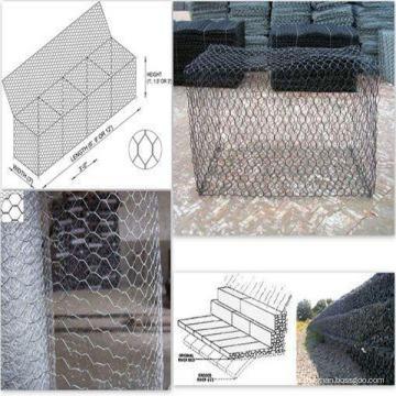 Erosion Control Galvanized Gabion Box
