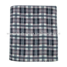 Polyester Travel Blanket with Throw Lap Blanket Fluffy and Warm, Used for Travel, Decorative, Bed