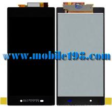 Замена LCD для сони Xperia у Z1 l39h телефон частей