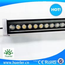 2016 nuevos productos calientes Arandela caliente al aire libre de la pared del RGB 12x1W 36x1w LED