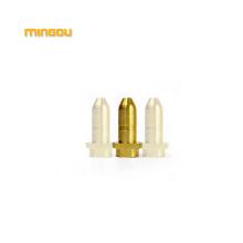 Boquilla de adaptador de latón para boquilla de pistola de alta presión