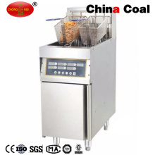 Commercial Chicken Deep Fryer with Basket